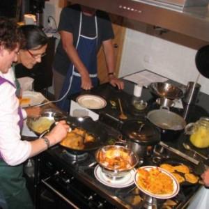 Pakora's en Pudla's (snelle hartige pannenkoekjes)