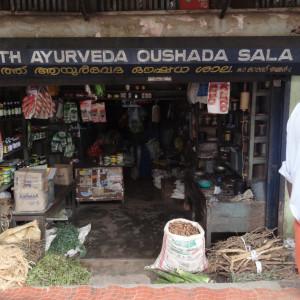 Ayurveda winkeltje